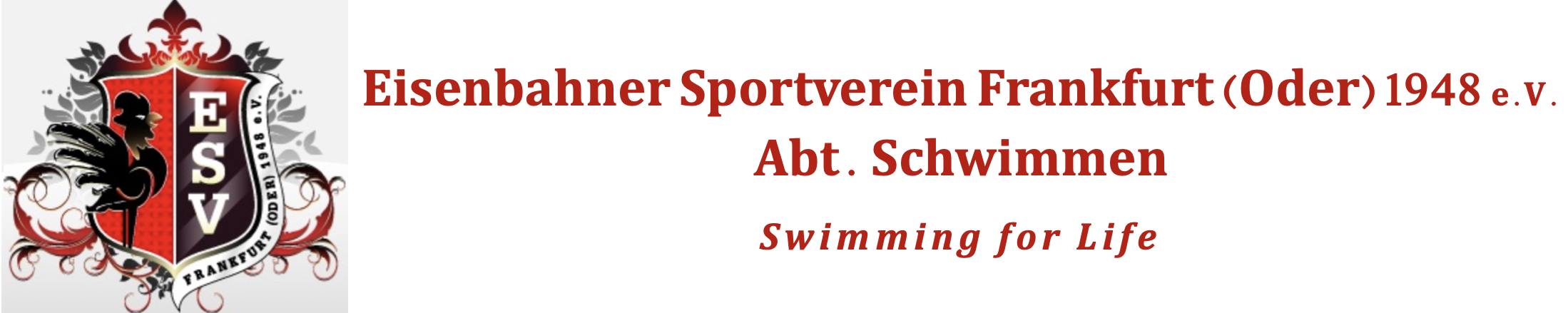 Eisenbahner Sportverein Frankfurt (Oder) 1948 e.V. – Abt. Schwimmen